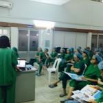 Giới thiệu sản phẩm mới VULCOSAN ® PHMB tại bệnh viện Thống Nhất