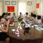 Giới thiệu sản phẩm của Tập đoàn Kedrion (Ý) tại các bệnh viện Hà Nội