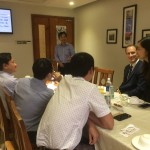 BIVID and Curasan meet SAIGON – ITO Hospital's doctors