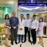 BIVID và Curasan gặp gỡ các bác sĩ, chuyên gia trong lĩnh vực nha khoa và CTCH